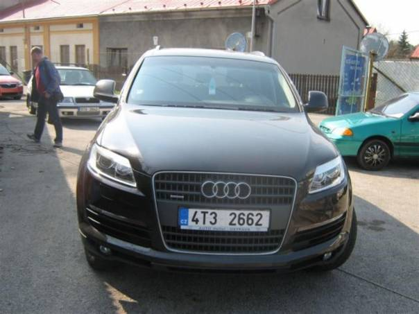Audi Q7 3.0 TDI Quattro XXL, foto 1 Auto – moto , Automobily | spěcháto.cz - bazar, inzerce zdarma