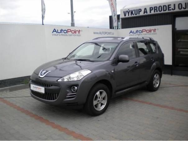 Peugeot 4007 2,2   1.majitel, servisní kníž, foto 1 Auto – moto , Automobily | spěcháto.cz - bazar, inzerce zdarma