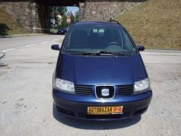 Seat Alhambra 1,9 TDI,aut. klima , Auto – moto , Automobily  | spěcháto.cz - bazar, inzerce zdarma