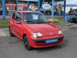 Fiat Seicento 1.1i , Auto – moto , Automobily  | spěcháto.cz - bazar, inzerce zdarma