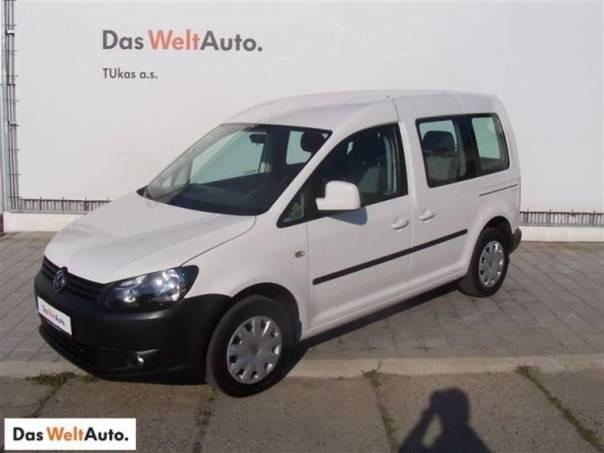 Volkswagen Caddy 1,6TDI Trendline  75 kW, foto 1 Užitkové a nákladní vozy, Do 7,5 t | spěcháto.cz - bazar, inzerce zdarma