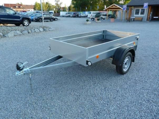 Agados  20 N1 750 KG Skladem 7 ks, foto 1 Užitkové a nákladní vozy, Přívěsy a návěsy | spěcháto.cz - bazar, inzerce zdarma