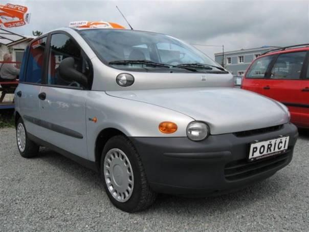Fiat Multipla 100 16V, foto 1 Auto – moto , Automobily | spěcháto.cz - bazar, inzerce zdarma