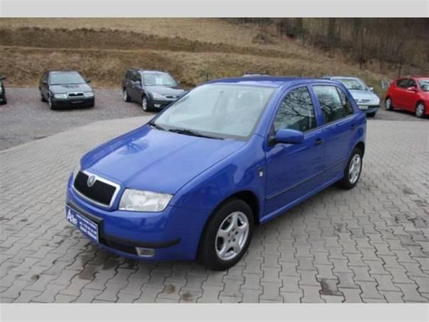 Škoda Fabia 1,4i, foto 1 Auto – moto , Automobily | spěcháto.cz - bazar, inzerce zdarma