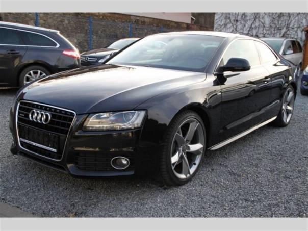 Audi A5 3.0 TDi - 4x4 - S-LINE -, foto 1 Auto – moto , Automobily | spěcháto.cz - bazar, inzerce zdarma
