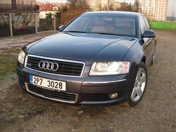 Audi A8 4.2 QUATTRO!TOP!PLNÁ!, foto 1 Auto – moto , Automobily | spěcháto.cz - bazar, inzerce zdarma