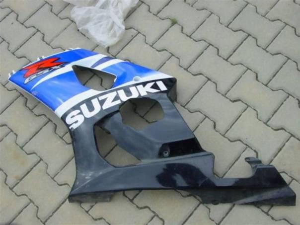 GSX-R 1000, foto 1 Náhradní díly a příslušenství, Motocykly a čtyřkolky | spěcháto.cz - bazar, inzerce zdarma