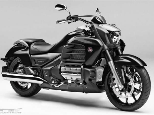 Honda  Gold Wing GL1800 F6C 2014, foto 1 Auto – moto , Motocykly a čtyřkolky | spěcháto.cz - bazar, inzerce zdarma