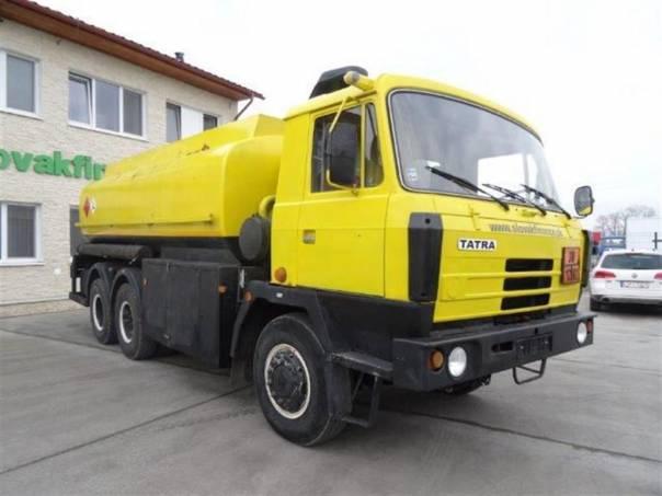 T 815-2P13, 6x6 cisterna na PHM, retardér, ADR &gt, foto 1 Užitkové a nákladní vozy, Nad 7,5 t | spěcháto.cz - bazar, inzerce zdarma