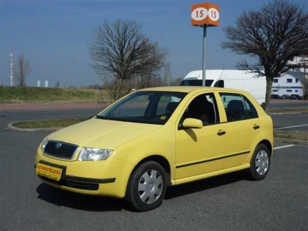 Škoda Fabia 1.4i 16V 1.majitel, foto 1 Auto – moto , Automobily | spěcháto.cz - bazar, inzerce zdarma
