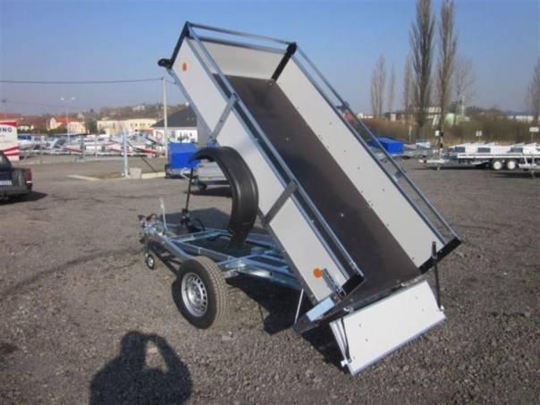 ZV 26 B1 hydraulicky skl., foto 1 Užitkové a nákladní vozy, Přívěsy a návěsy | spěcháto.cz - bazar, inzerce zdarma
