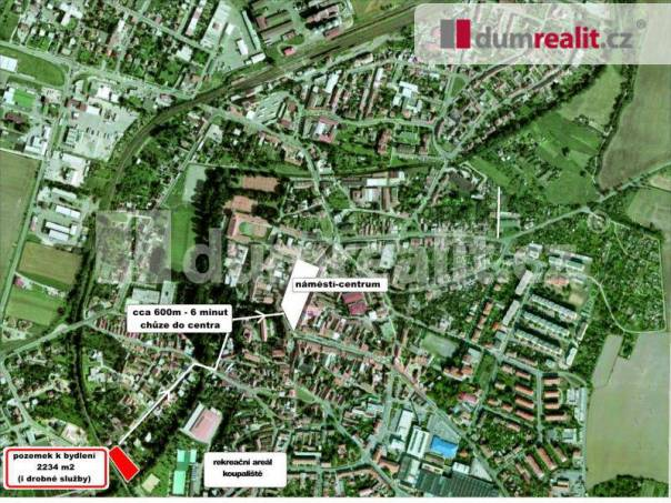 Prodej pozemku, Moravské Budějovice, foto 1 Reality, Pozemky | spěcháto.cz - bazar, inzerce