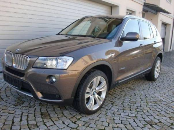 BMW X3 xDrive35d Navi Xen Sv.kůže, foto 1 Auto – moto , Automobily | spěcháto.cz - bazar, inzerce zdarma