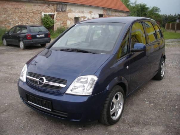 Opel Meriva 1.7  CDTi  TOP STAV, foto 1 Auto – moto , Automobily | spěcháto.cz - bazar, inzerce zdarma