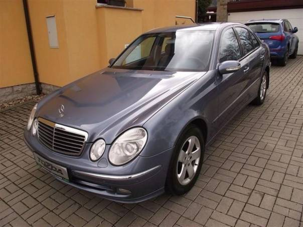 Mercedes-Benz Třída E E320 CDI 4x4*servis.k.*TOPstav, foto 1 Auto – moto , Automobily | spěcháto.cz - bazar, inzerce zdarma