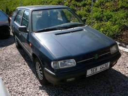 Škoda Felicia 1,3 50kW