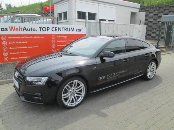 Audi A5 2,0 TDI (140kW/190k), foto 1 Auto – moto , Automobily | spěcháto.cz - bazar, inzerce zdarma