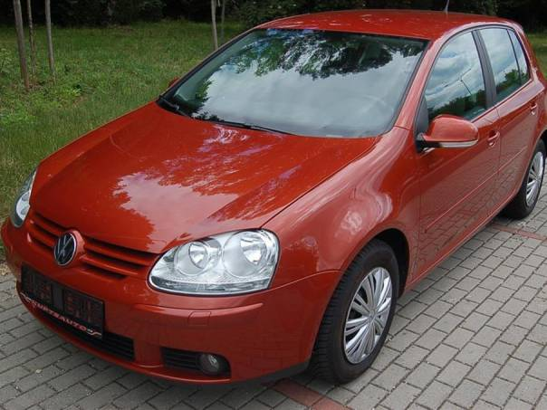 Volkswagen Golf 1.9 TDi - EDICE GOAL  GOAL, foto 1 Auto – moto , Automobily | spěcháto.cz - bazar, inzerce zdarma