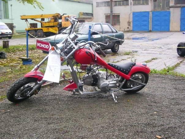 CHOPPER HARLEY 50ccm, foto 1 Auto – moto , Motocykly a čtyřkolky | spěcháto.cz - bazar, inzerce zdarma