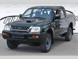 Mitsubishi L200 2,5 TD*4x4*tažné*airbag*nová S , Užitkové a nákladní vozy, Do 7,5 t  | spěcháto.cz - bazar, inzerce zdarma
