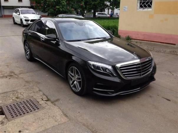 Mercedes-Benz Třída S S500 AMG 4M, foto 1 Auto – moto , Automobily | spěcháto.cz - bazar, inzerce zdarma