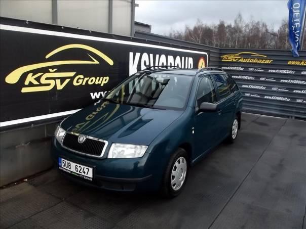 Škoda Fabia 1,4   PĚKNÝ STAV, foto 1 Auto – moto , Automobily | spěcháto.cz - bazar, inzerce zdarma
