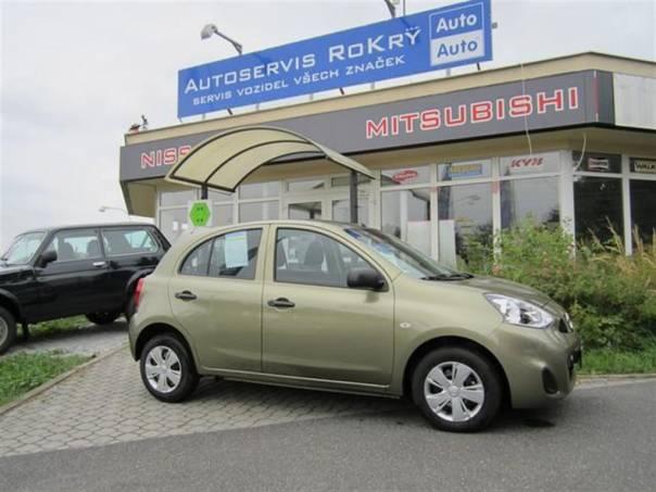Nissan Micra 1,2 nová, foto 1 Auto – moto , Automobily | spěcháto.cz - bazar, inzerce zdarma