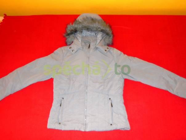 Bunda zimní dámská, šedá, zn. Casa Blanca od Charles Vögele, velikost 40, foto 1 Dámské oděvy, Bundy, kabáty | spěcháto.cz - bazar, inzerce zdarma