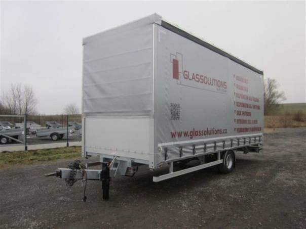 AVG 10t 7,40/2,48/2,87, foto 1 Užitkové a nákladní vozy, Přívěsy a návěsy | spěcháto.cz - bazar, inzerce zdarma