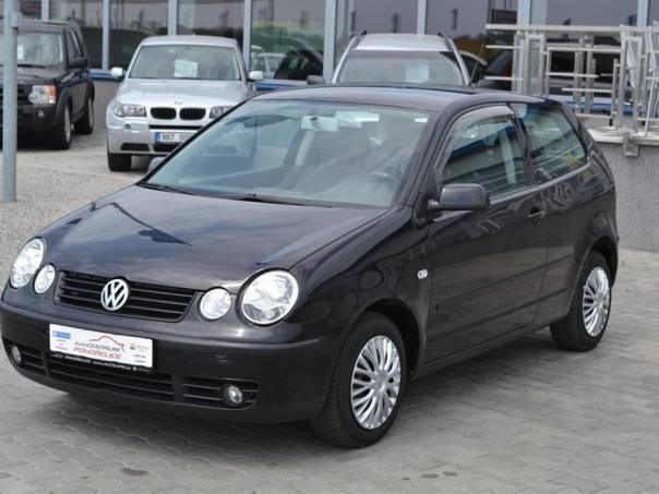 Volkswagen Polo 1,2 47kW KLIMA, foto 1 Auto – moto , Automobily | spěcháto.cz - bazar, inzerce zdarma