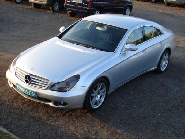Mercedes-Benz Třída CLS 320 CDI, foto 1 Auto – moto , Automobily | spěcháto.cz - bazar, inzerce zdarma