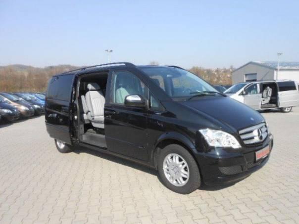 Mercedes-Benz Viano 2.2 CDi Extra Long Ambi Navi Xen, foto 1 Užitkové a nákladní vozy, Do 7,5 t | spěcháto.cz - bazar, inzerce zdarma
