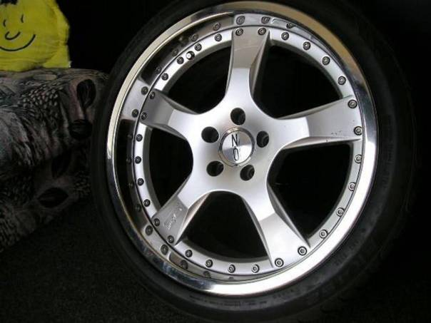 Audi A8 LUXUSNÍ ALU KOLA OZ GIOTTO II, foto 1 Náhradní díly a příslušenství, Osobní vozy | spěcháto.cz - bazar, inzerce zdarma