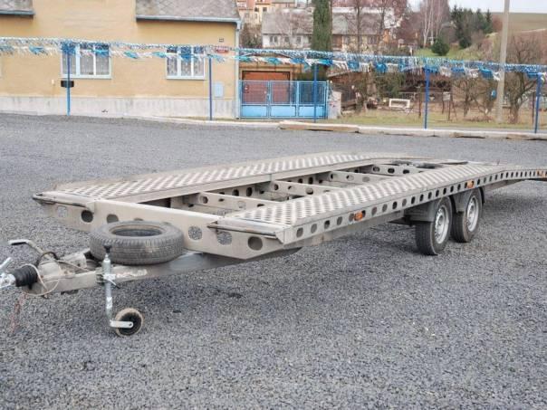 VAPP  PALV 3.5B, foto 1 Užitkové a nákladní vozy, Přívěsy a návěsy | spěcháto.cz - bazar, inzerce zdarma