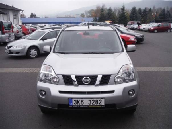 Nissan X-Trail 2.0 DCi 4X4, foto 1 Auto – moto , Automobily | spěcháto.cz - bazar, inzerce zdarma