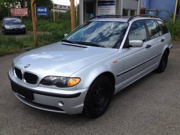 BMW Řada 3 1,8   316I TOURING, 2.MAJ.SERV.KNIHA, foto 1 Auto – moto , Automobily | spěcháto.cz - bazar, inzerce zdarma