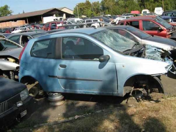 Fiat Punto r.2001 na ND, foto 1 Náhradní díly a příslušenství, Osobní vozy | spěcháto.cz - bazar, inzerce zdarma