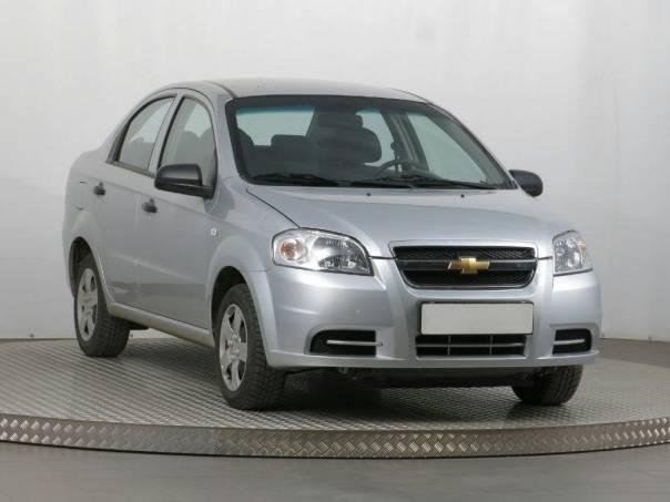 Chevrolet Aveo 1.2 i 16V, foto 1 Auto – moto , Automobily | spěcháto.cz - bazar, inzerce zdarma