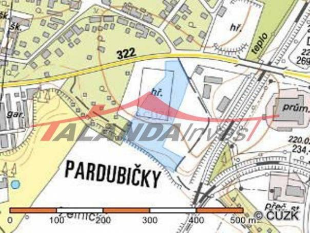 Prodej pozemku, Pardubice - Pardubičky, foto 1 Reality, Pozemky | spěcháto.cz - bazar, inzerce