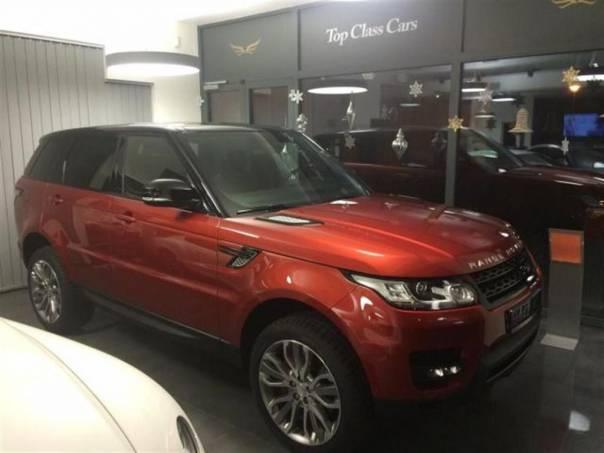 Land Rover Range Rover Sport SDV6 HSE Dynamic, foto 1 Auto – moto , Automobily | spěcháto.cz - bazar, inzerce zdarma