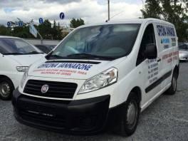 Fiat Scudo 2.0 jtdM 88kW KLIMA , Užitkové a nákladní vozy, Do 7,5 t  | spěcháto.cz - bazar, inzerce zdarma
