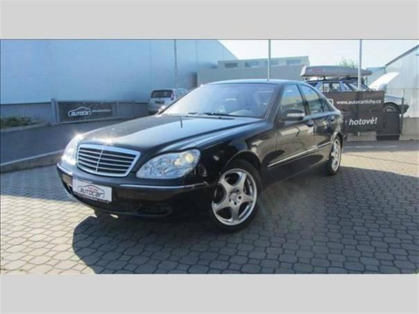 Mercedes-Benz Třída S 4matic,serviska,koupeno ČR   5, foto 1 Auto – moto , Automobily | spěcháto.cz - bazar, inzerce zdarma