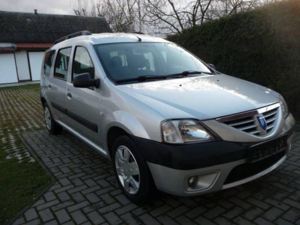 Dacia Logan MCV 1.6 i LPG, foto 1 Auto – moto , Automobily | spěcháto.cz - bazar, inzerce zdarma