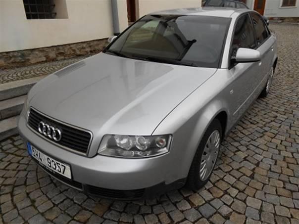 Audi A4 S-line 2,5TDi 120kW, foto 1 Auto – moto , Automobily | spěcháto.cz - bazar, inzerce zdarma