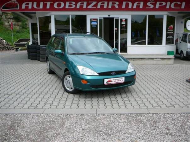 Ford Focus 1.8i 16V 85kW-SERVISNÍ  KNÍŽKA, foto 1 Auto – moto , Automobily | spěcháto.cz - bazar, inzerce zdarma