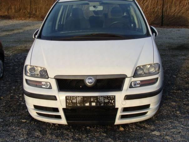 Fiat Ulysse 2.2 JTD Emotion, foto 1 Auto – moto , Automobily | spěcháto.cz - bazar, inzerce zdarma