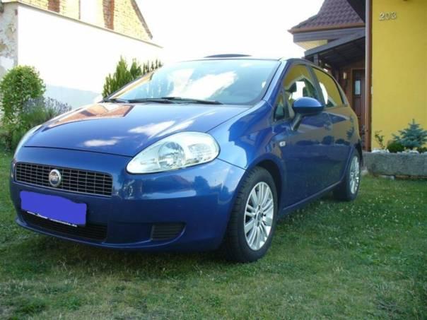 Fiat Grande Punto 1.4i 8V, r.v.2006, foto 1 Auto – moto , Automobily | spěcháto.cz - bazar, inzerce zdarma