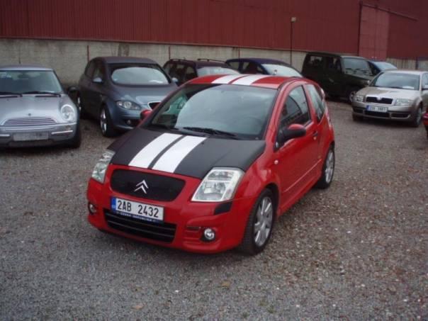 Citroën C2 1,6 VTR, foto 1 Auto – moto , Automobily | spěcháto.cz - bazar, inzerce zdarma
