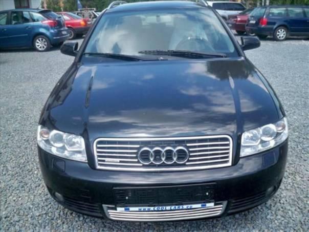 Audi A4 2,5 SERVISNÍ KNÍŽKA !!!  4*4, foto 1 Auto – moto , Automobily | spěcháto.cz - bazar, inzerce zdarma