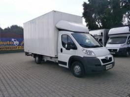 Peugeot Boxer SKŘÍŇ ČELO KLIMA 3.0HDI SERVISKA , Užitkové a nákladní vozy, Do 7,5 t  | spěcháto.cz - bazar, inzerce zdarma
